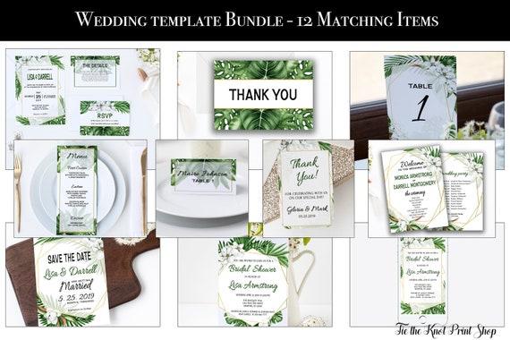 Tropical Wedding Photobooth Sign-Tropical Wedding Sign Template-Tropical Sign-Wedding Signs-Beach Wedding Signage-Digital Download-TG100