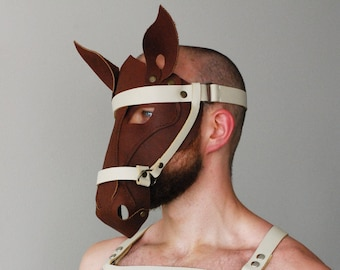 Horse Mask (PonyPlay)