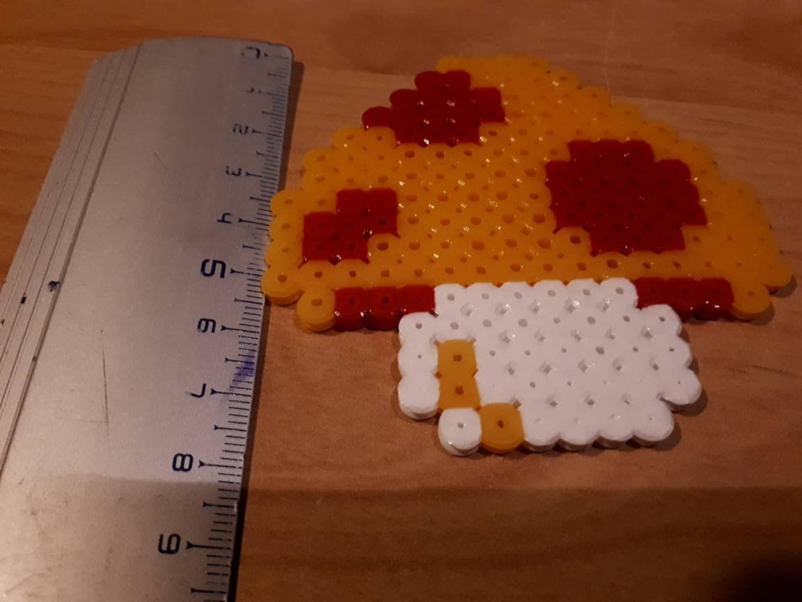 Pixel Art Champignon Mario
