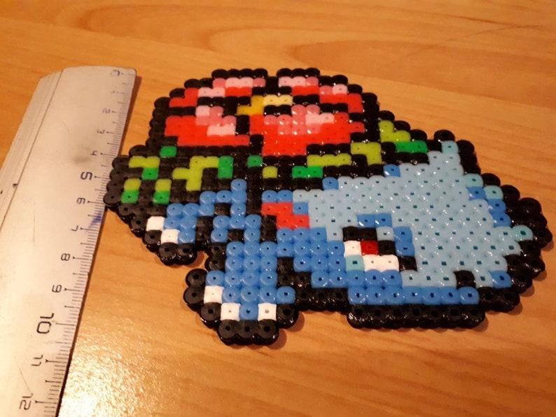 Pixel Art Florizarre Pokemon