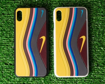 dcc57208fd AirMax 97 Sean Wotherspoon (Black or White Edges) Customed 3D Sneaker  iPhone Cases 7/8, 7+/8+, X/XS, XR and XSMAX