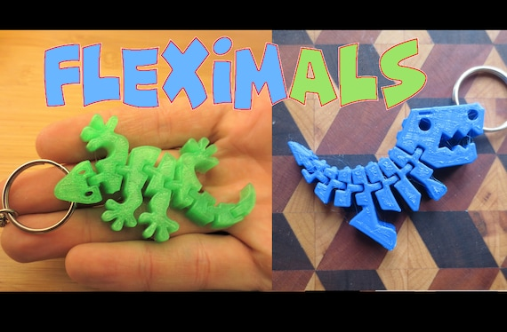 Stocking Filler New Official Dragon Ball Design Flexible Keyring Keychain
