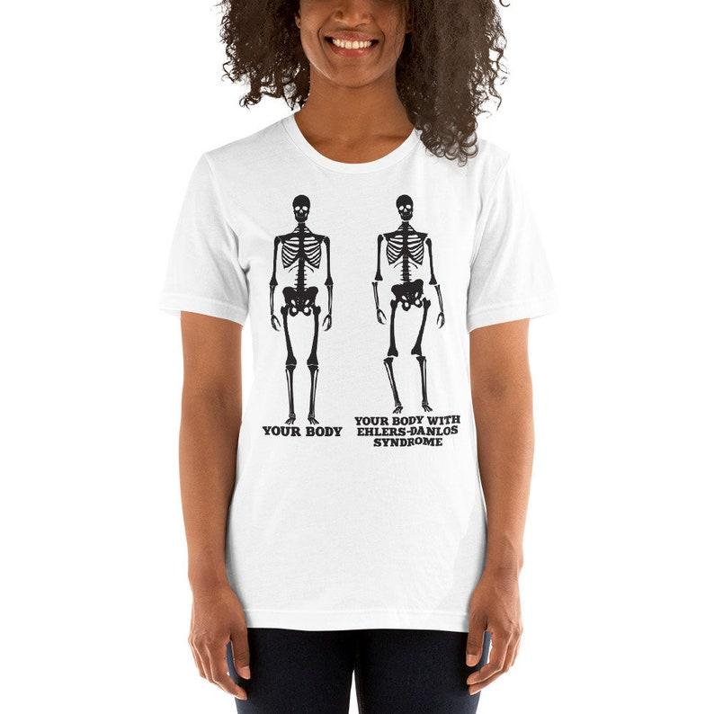 EDS/Ehlers Danlos Syndrome Shirt/Ehlers Danlos/Ehlers Danlos image 0