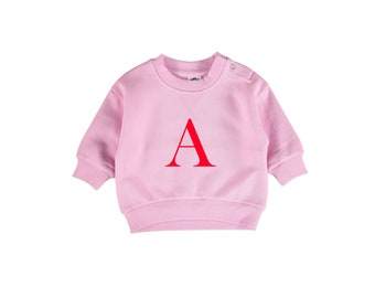 Personalized Baby Jumper, Baby Sweater, Name Sweater, Customise, Baby Kids Print, Custom Clothing, Baby Gift, Newborn Gift,