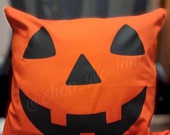 Spooky/Horror Throw Pillows