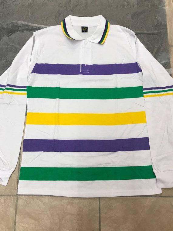 ab012e871 Lite Stripe Longsleeve Polo