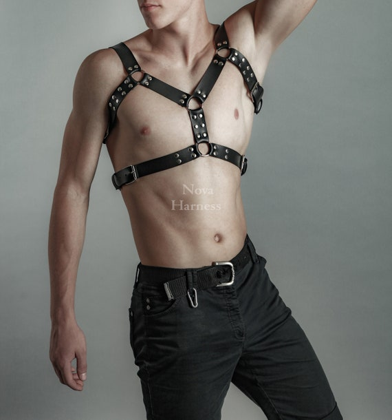 Bdsm Mens Harness Systems