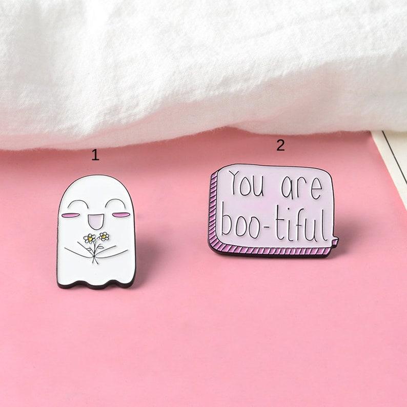 Best Friend Heart 2 Piece Enamel Lapel Pin Badge//Brooch Set Cute Romantic Gift B