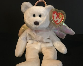 645337a8180 Halo original Beanie Baby (Used)