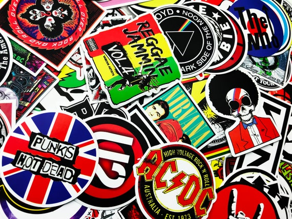 "Make Them Suffer band Rock Music Vinyl Decal Car Sticker Window bumper Laptop 7/"""