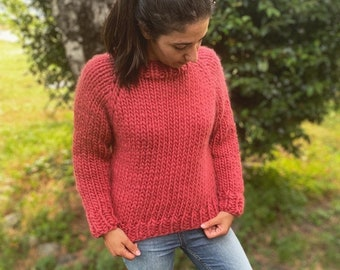Pattern maglione Cherry