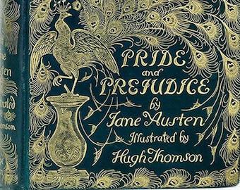 Pride & Prejudice A Classic Novel By Jane Austen -  EBook