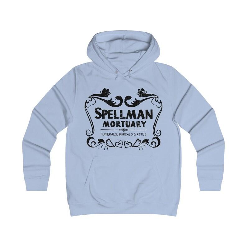 Spellman Girlie College Hoodie