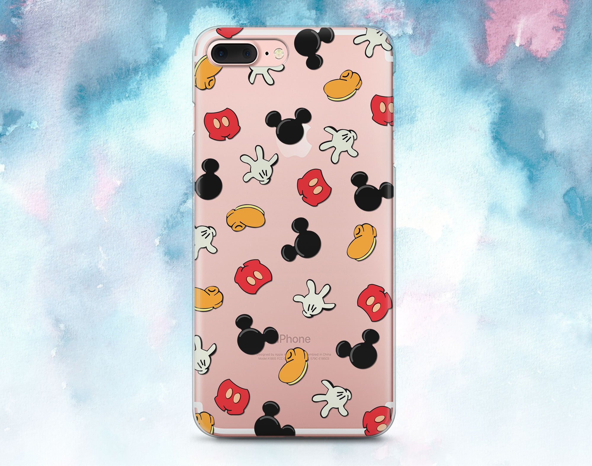 Mickey Mouse Pixel Art mickey mouse iphone x xr xs 8 7 6 5 4 case girl google pixel 3 2 case  pattern samsung 9 8 7 6 case lg g8 g6 g5 case galaxy note 9 8 logotype