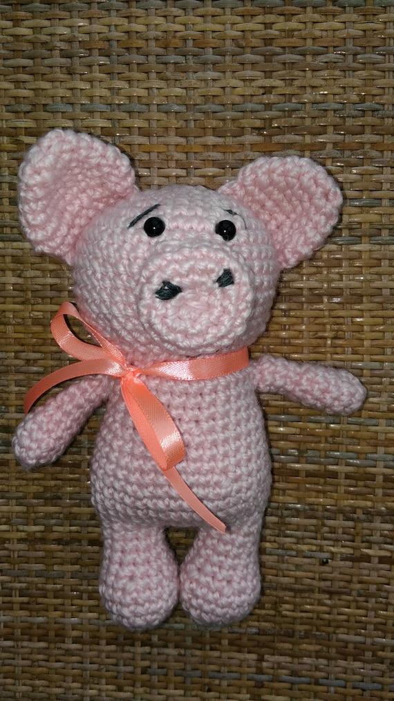 Amigurumi Pig Softies Free Crochet Patterns - Crochet & Knitting | 1013x570