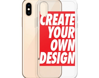 8b5bb8bd4a Customize Your Own All-Over Print iPhone Case