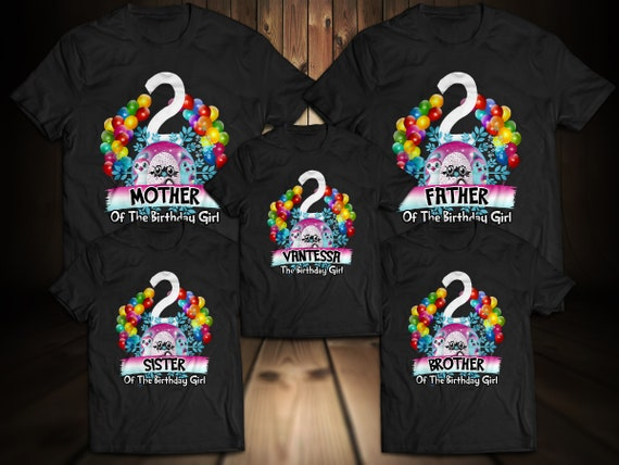Personalized Hatchimal Birthday Shirt Family Matching Tee Gift T-shirt Party