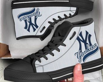 23874c05b22 New York Yankees Custom Shoes