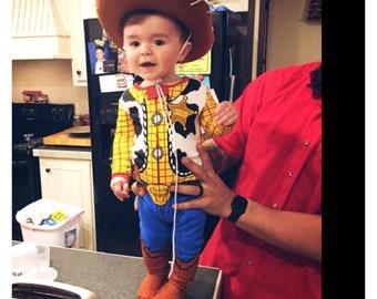 woody birthday gift woody costume baby boy outfit themed birthday costume. Woody outfit baby boy