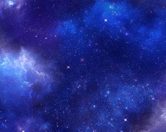Stars Night Sky Midnight Moon Novelty Trouser Braces Mens Suspender