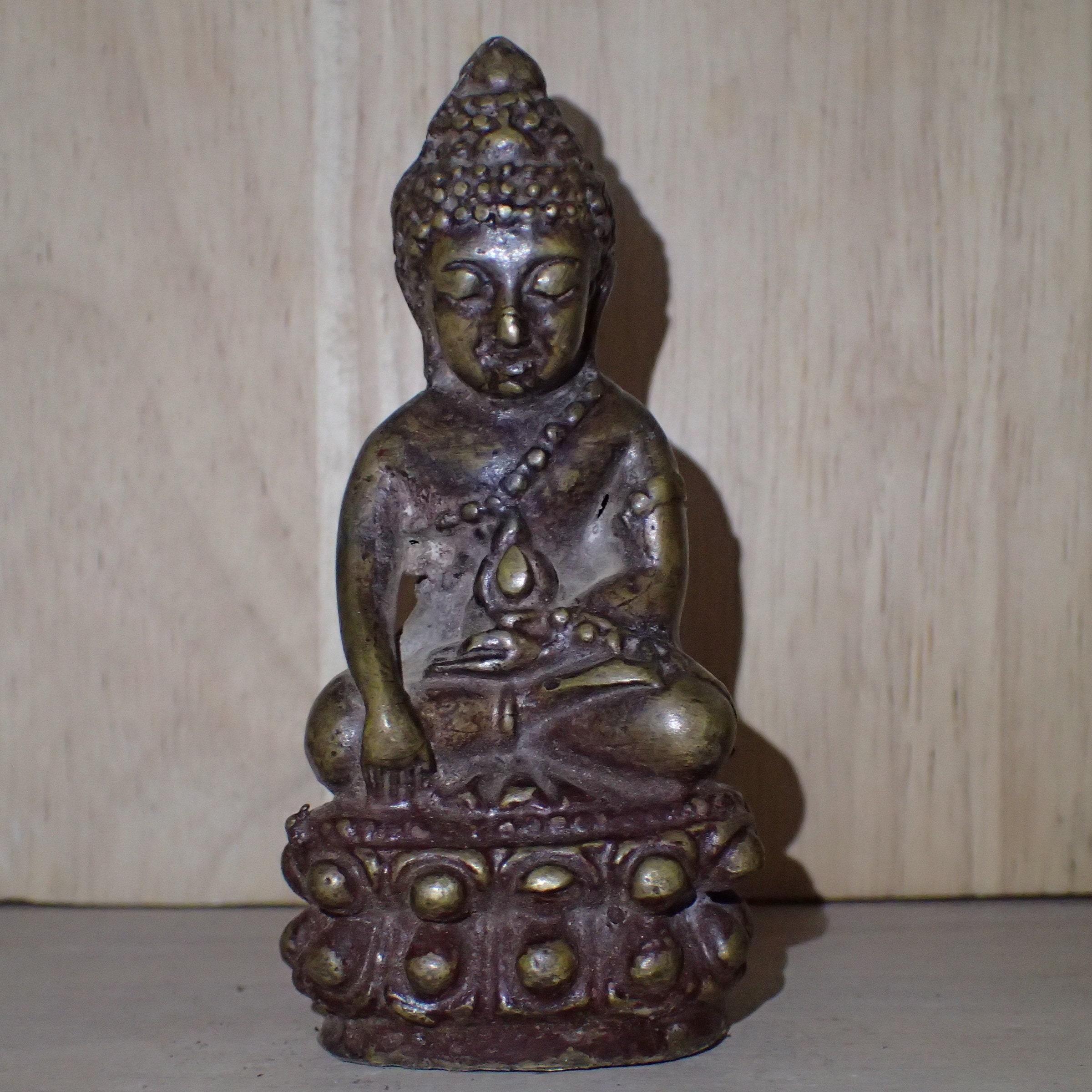 CHUCHOK//LUCK MAN PHRA LP RARE OLD THAI BUDDHA AMULET PENDANT MAGIC ANCIENT#6