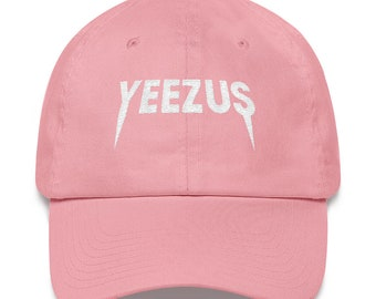 Yeezus Embroidered hat be482d4ef41