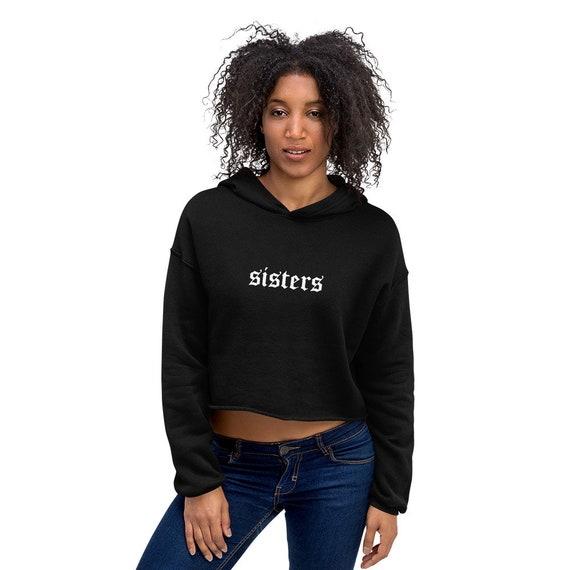 James Charles Inspired Crop Hoodie Sisters, Youtube by Etsy