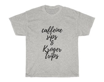 57343843 Karen: Caffeine Sips and Kroger Trips (Sizes 2X-5X)