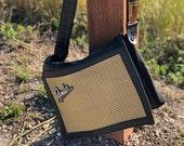 Fender Amplifier Replica Messenger Bag, Cross Body Bag