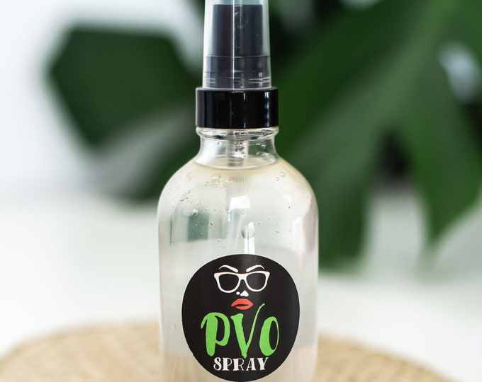 "PVO Spray ""Positive Vibes Only"""