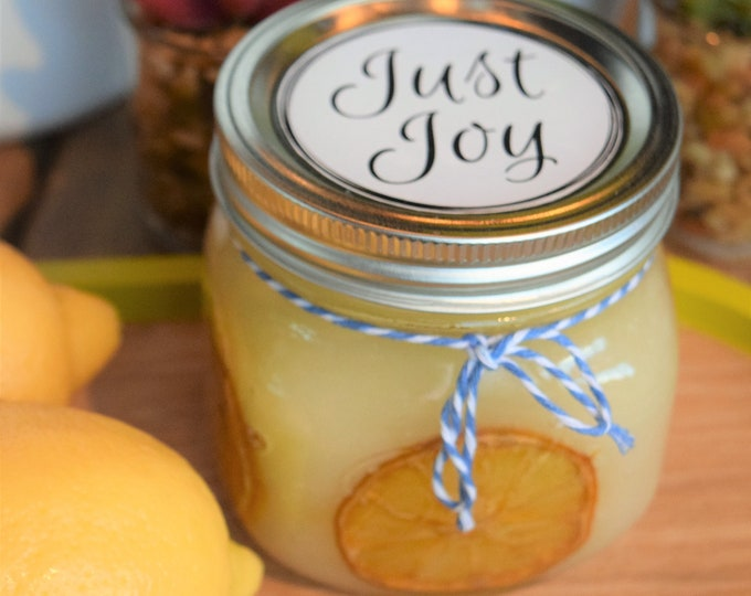 Lemonade Scrub