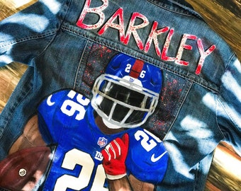 detailed pictures bd3f6 c4207 Nfl football jacket   Etsy