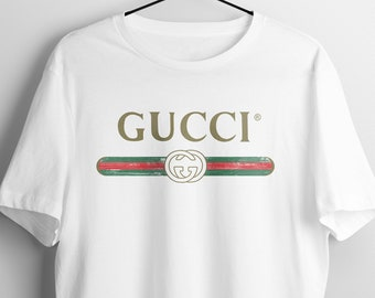 58f7d6643 Gucci Shirt, Gucci tshirt, Gucci Inspired, gucci men women, gucci replica, Gucci  Vintage shirt, Gucci T shirt For Women men #4