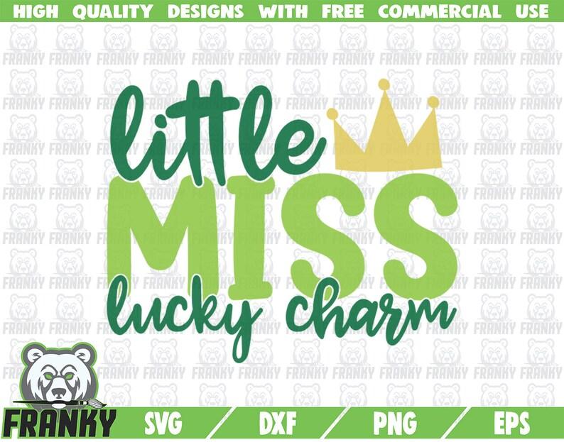 Download Little Miss Lucky Charm Svg Cut File St Patrick Svg Irish Shirt Svg Lucky Charm Svg Irish Svg Cricut St Patricks Day Shirt Svg Clip Art Art Collectibles Minyamarket Com