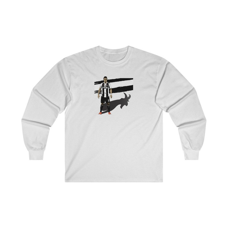 new concept c223e 57fcd Cristiano Ronaldo Goat Long Sleeve T Shirt