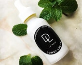 Peppermint Face Oil- Acne healing and prevention