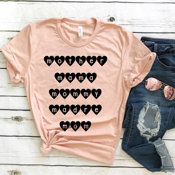 Bebé Niñas Rosa Oscuro Camiseta Manga Corta con detalle de rocas mi mummy