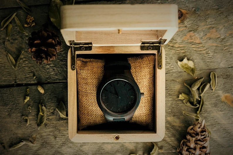 Personalized Watch with Box