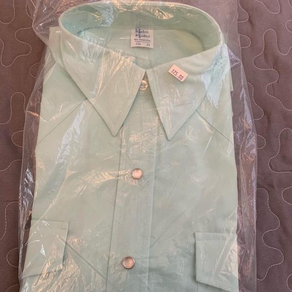 1970s Rockabilly Shirt