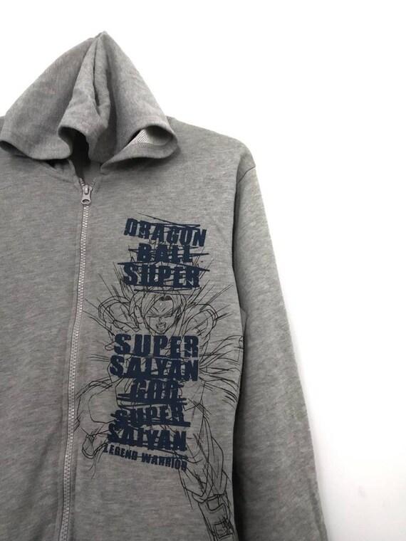 Dragon ball cartoon anime manga hoodie sweater