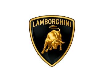 Lamborghini Logo Etsy