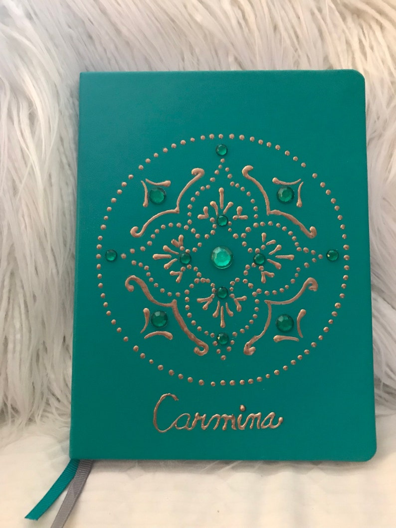 Emerald Journal Perfect Gift For A Loved One