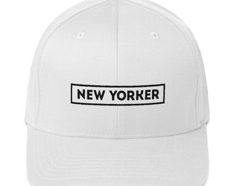 157780cc37f New Yorker Embroidered Hat