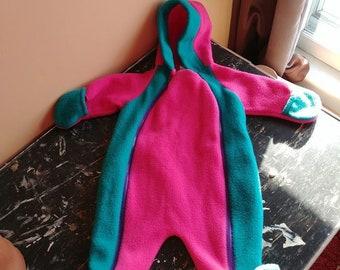 92ba96c2e837 Hooded snowsuit