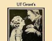 VINTAGE U.F. GRANT quot Zenith Master Mental Act For Radio Television Or Personal Appearances (1940s)