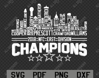 8427bd782 Dallas Cowboys Skyline Names svg