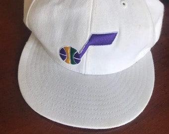 37b05e7d2d1 Utah Jazz Fitted Hat