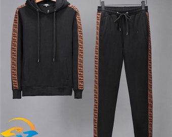 87dcf60eb5ad tracksuit inspired FENDI inspired sweater Unisex sweatshirt FENDI jacket  joggers Women s   man s FENDI