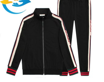 7630a57a875d tracksuit inspired Gucci inspired sweater Unisex sweatshirt gucci jacket  joggers Women s   man s cucci
