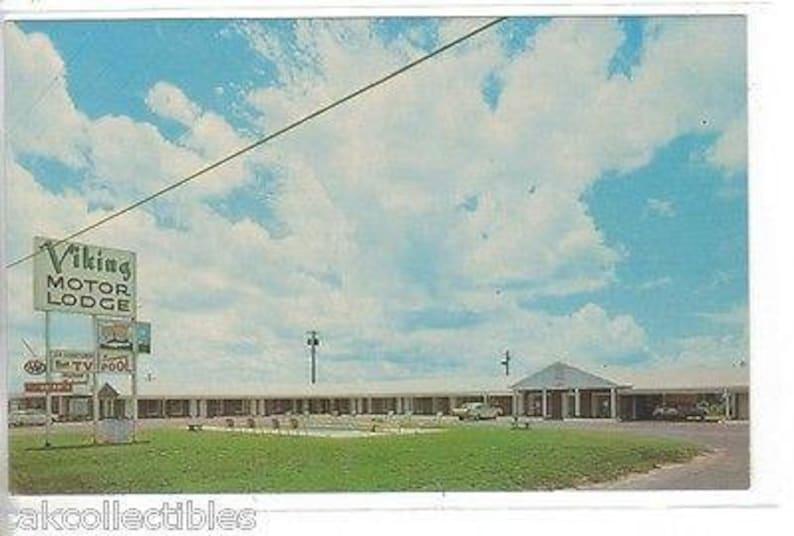 Viking Motor Lodge-Troy,Alabama